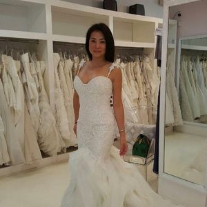Sottero and Midgley Dresses - Sottero and Midgley Wedding Dress - Size 6
